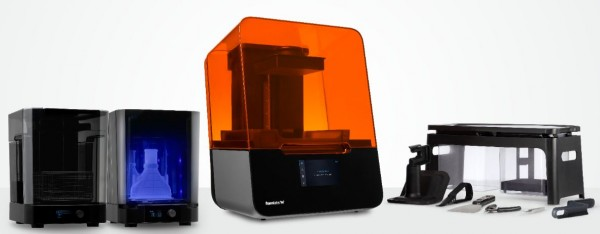 Formlabs Form 3 inklusive Formlabs Form Cure & Formlabs Form Wash