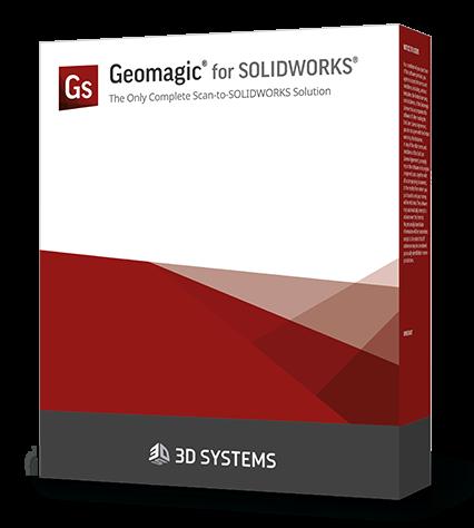 3D Systems Geomagic für Solidworks